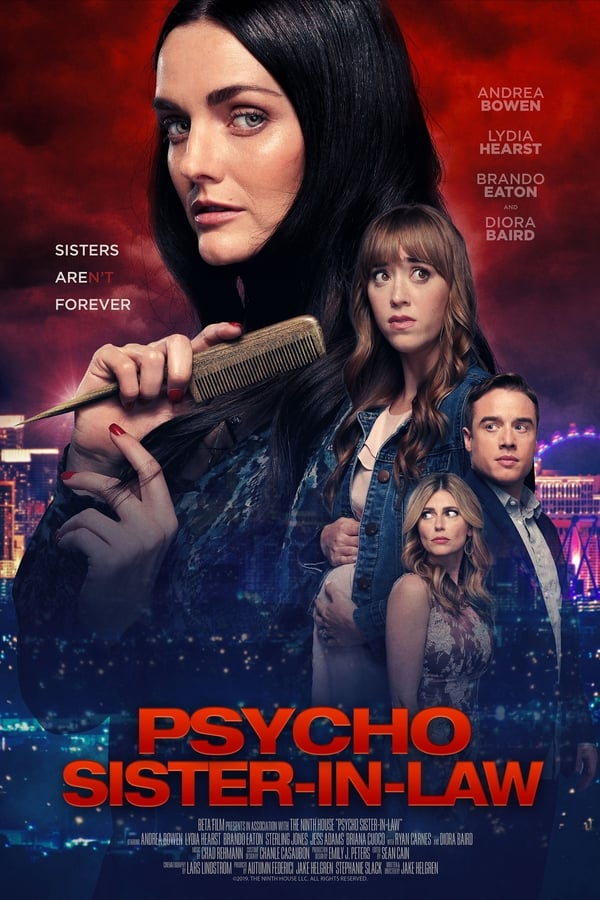 Psycho Sister-In-Law (2020) 720p HDRip Dual Audio [Unofficial Dubbed] Hindi-English x264 AAC