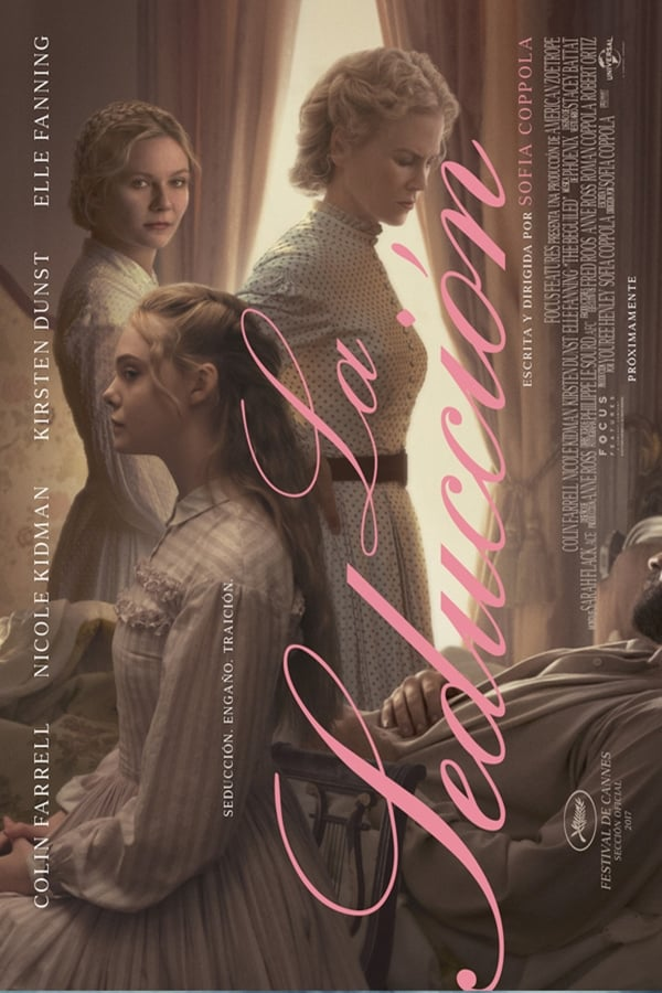 La seducción (The Beguiled) ()