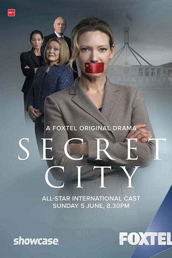 Secret City – Orașul secret (2016)