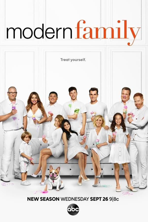 ამერიკული ოჯახი სეზონი 7 / Modern Family Season 7 ქართულად