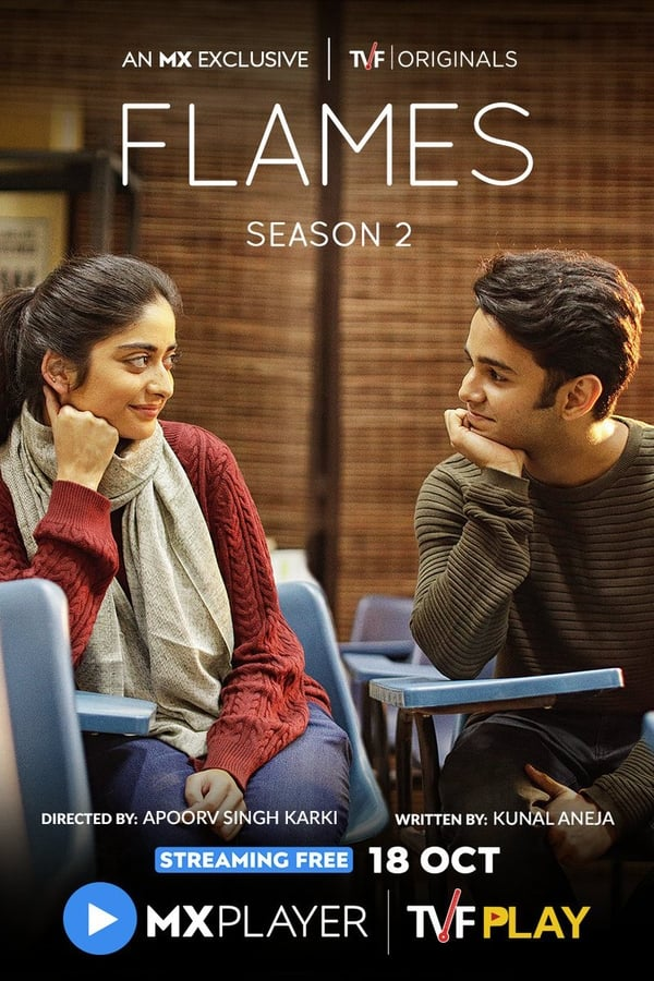 Flames (2019) Hindi S02 [All Episode] 1080p WEB-DL | 720p | Complete Season | TVF Originals | Download | Watch Online