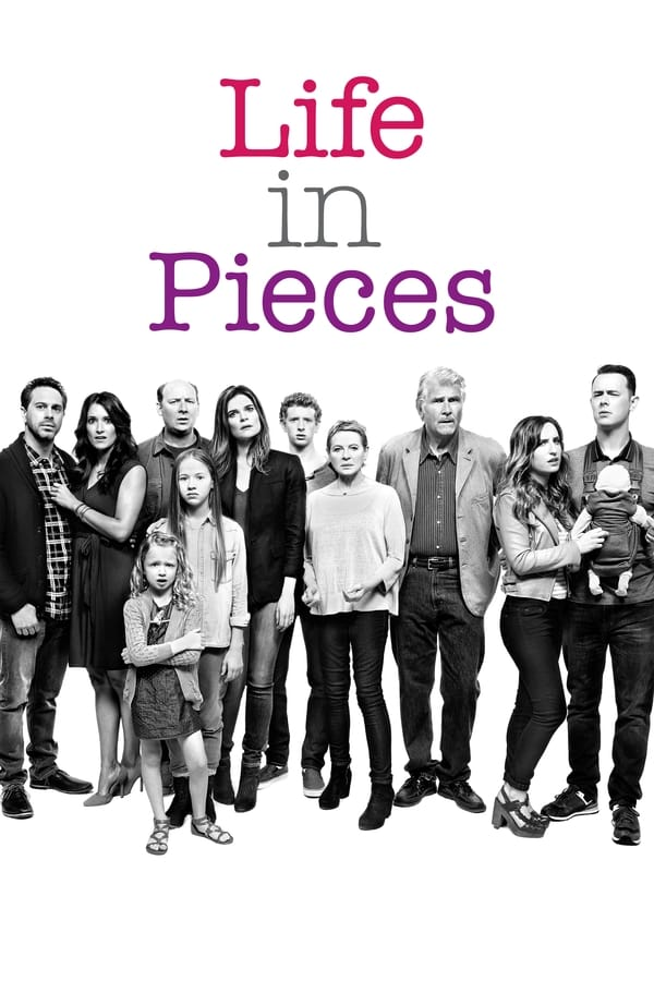 Assistir Life in Pieces Online