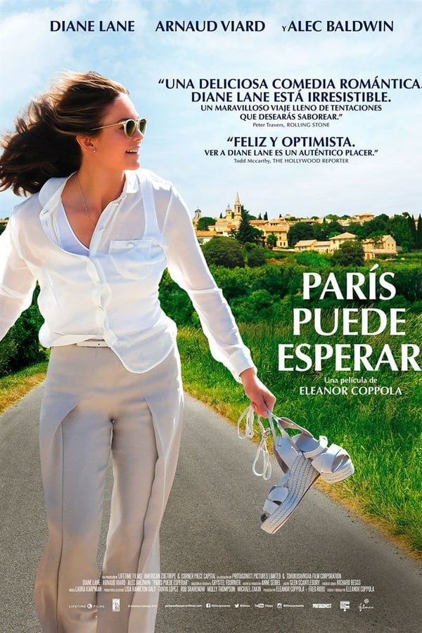 Paris puede esperar  (Paris Can Wait)
