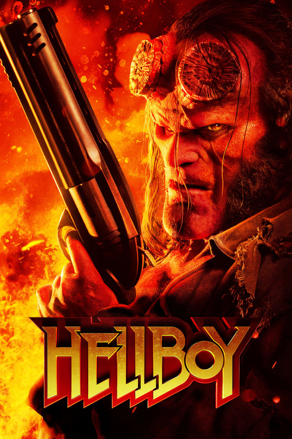 Hellboy (2019) Hindi + English [Dual Audio] 1080p WEB-DL | 2.2 GB | Download Hindi Dubbed Movie | Watch Online | Direct Links | GDrive