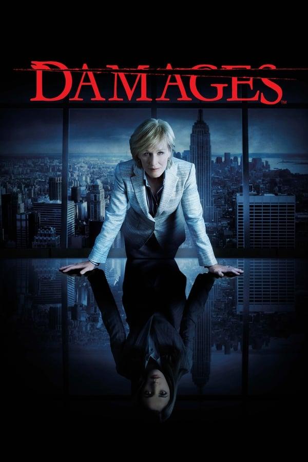 ზარალი სეზონი 5 / Damages Season 5 ქართულად