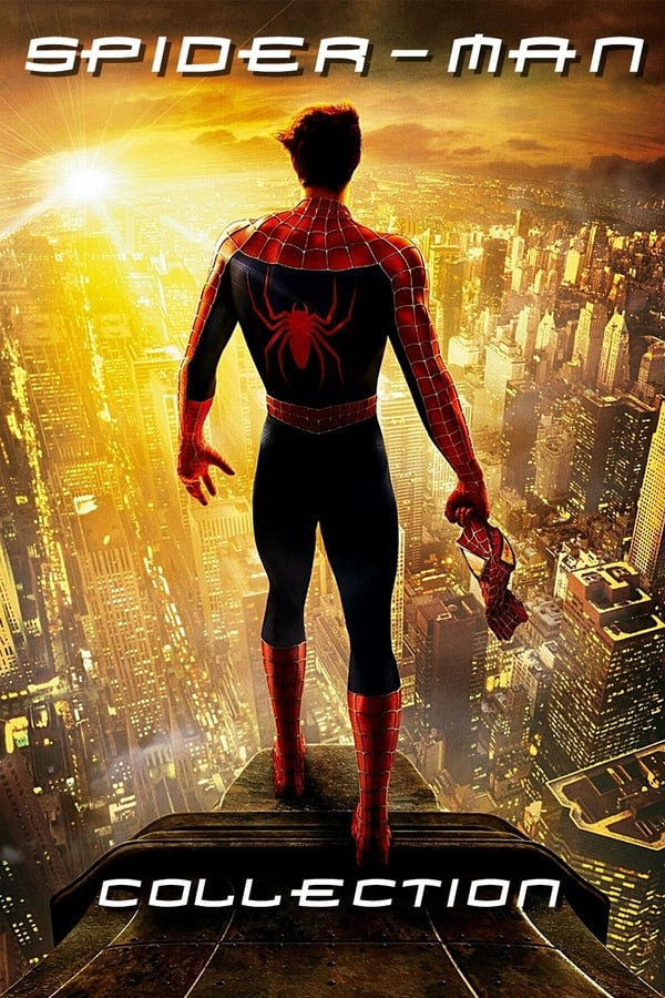 Spider-Man All Parts Collection BluRay Hindi English 400mb 480p 1.3GB 720p 5GB 10GB 1080p