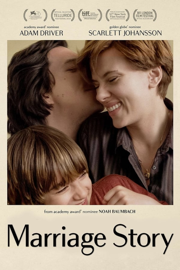 Marriage Story (2019) Online
