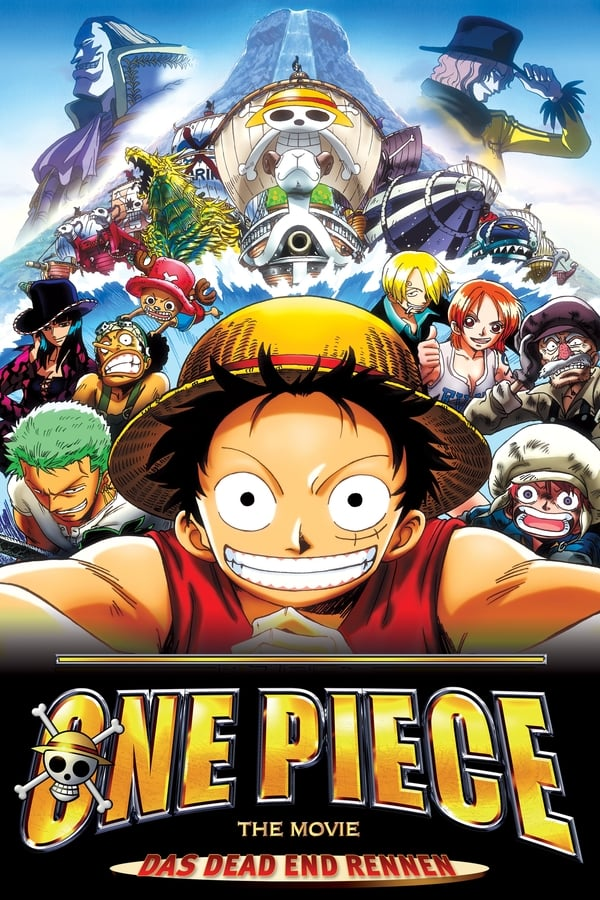 Assistir One Piece Filme 04: Aventura Mortal! Online