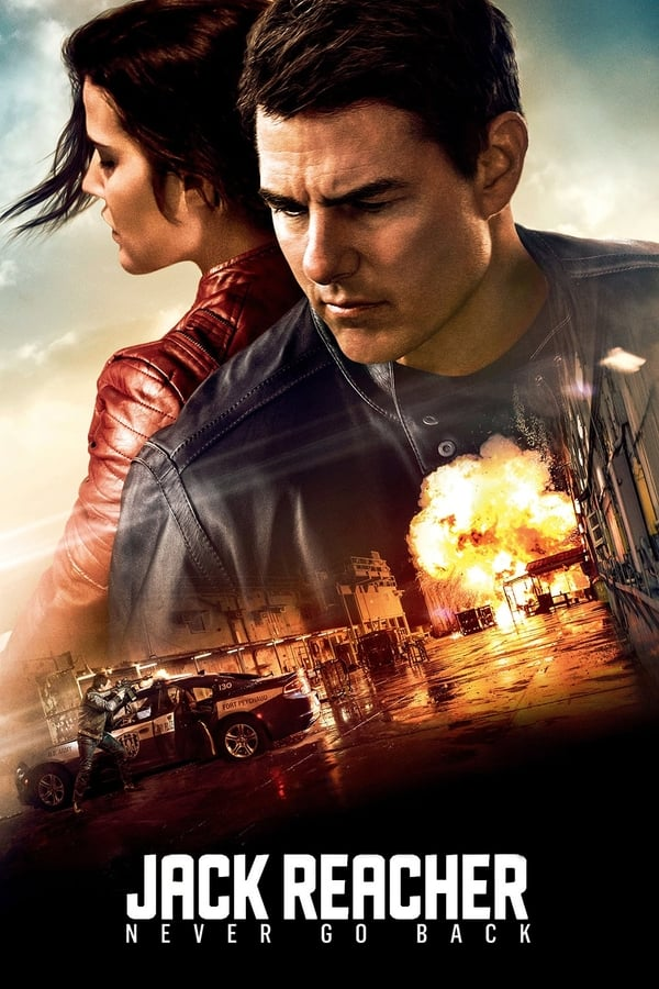 Jack Reacher: Never Go Back on Netflix UK