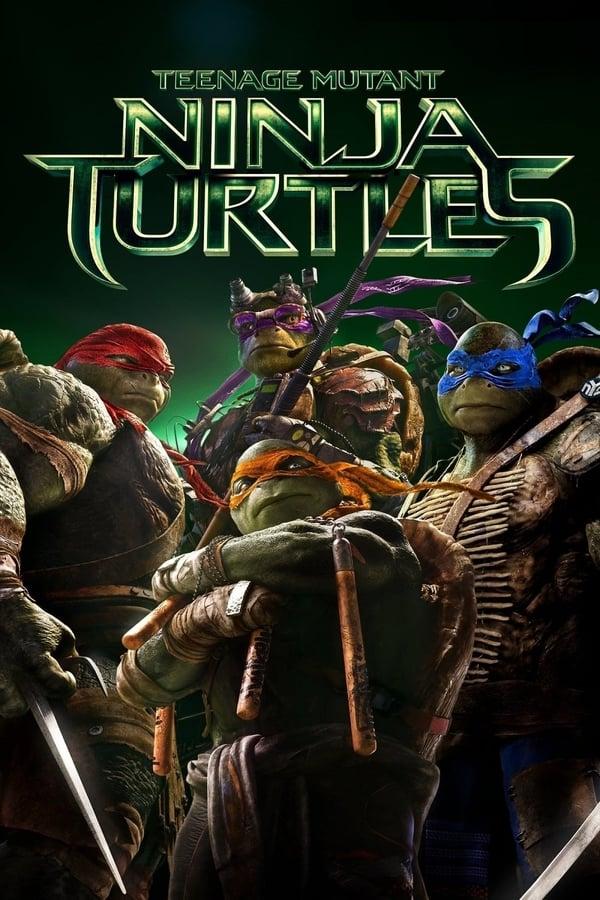 Țestoasele ninja - 2014