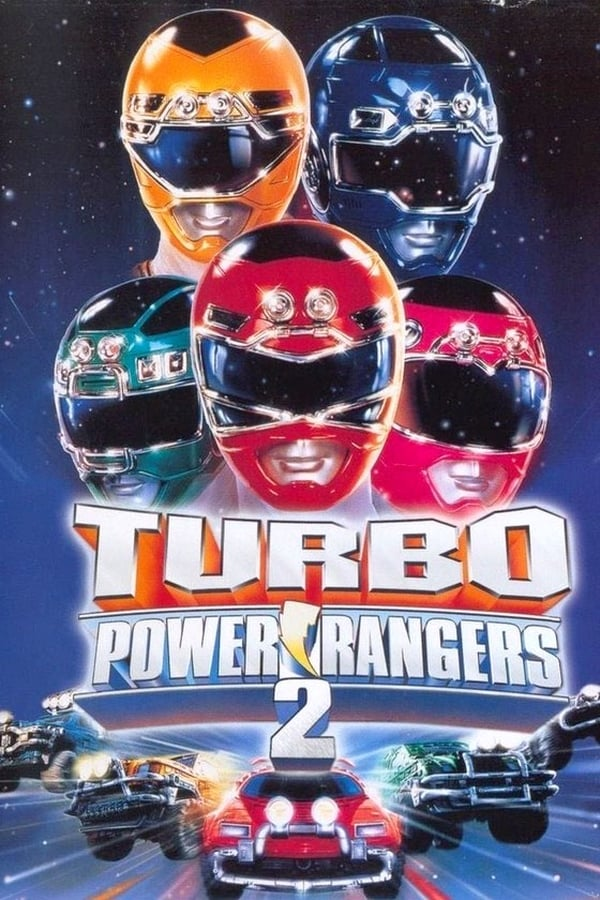Assistir Power Rangers Turbo Online