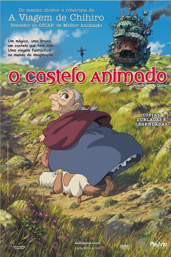 Assistir O Castelo Animado Online