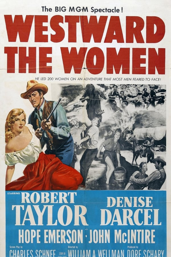Westward the Women