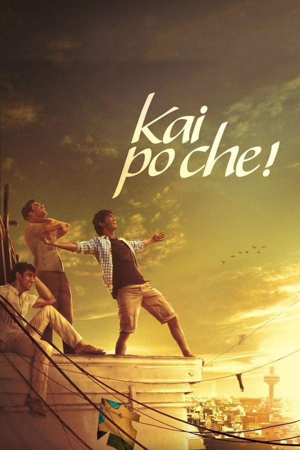 Kai Po Che! | 2013 | Hindi | 1080p | 720p | Bluray