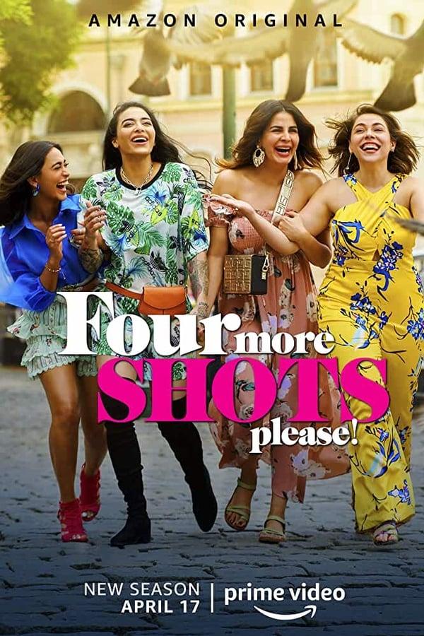 Four More Shots Please: Season 2
