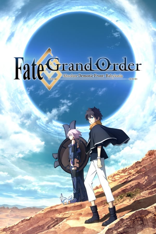 Fate/Grand Order Absolute Demonic Front: Babylonia Online