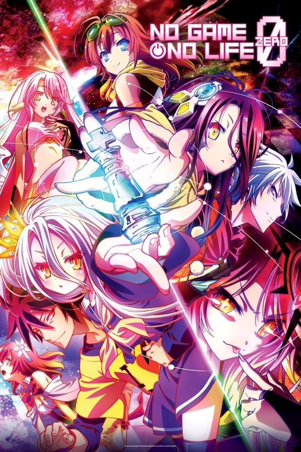 Assistir No Game No Life: Zero Online