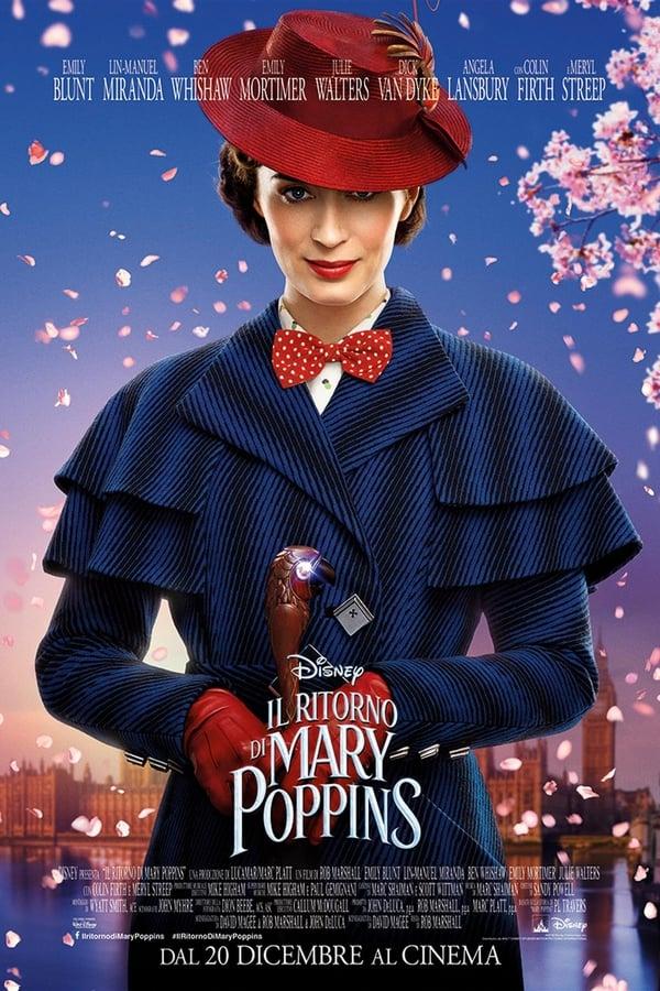 Guarda Il ritorno di Mary Poppins Streaming 2018 HD Streaming