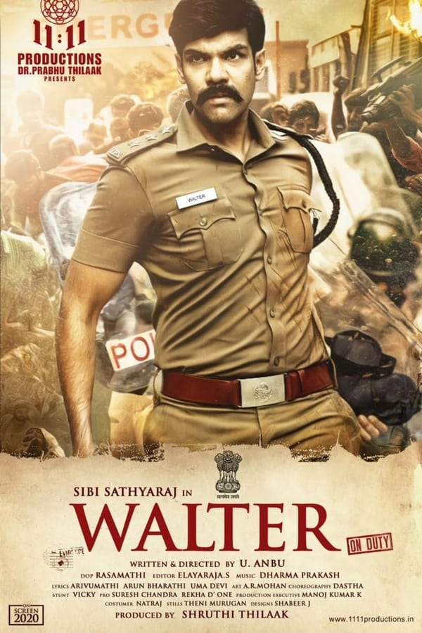 Walter (2020) Tamil Full Movie 720p HDRip 1GB Download