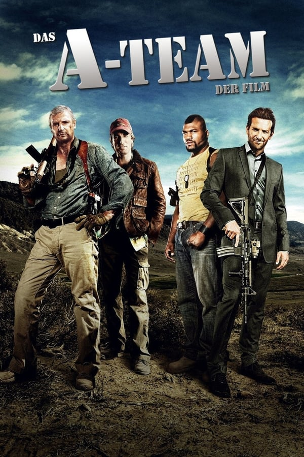 The A-Team (2010) [EXTENDED] Full HD 1080p Latino – CMHDD