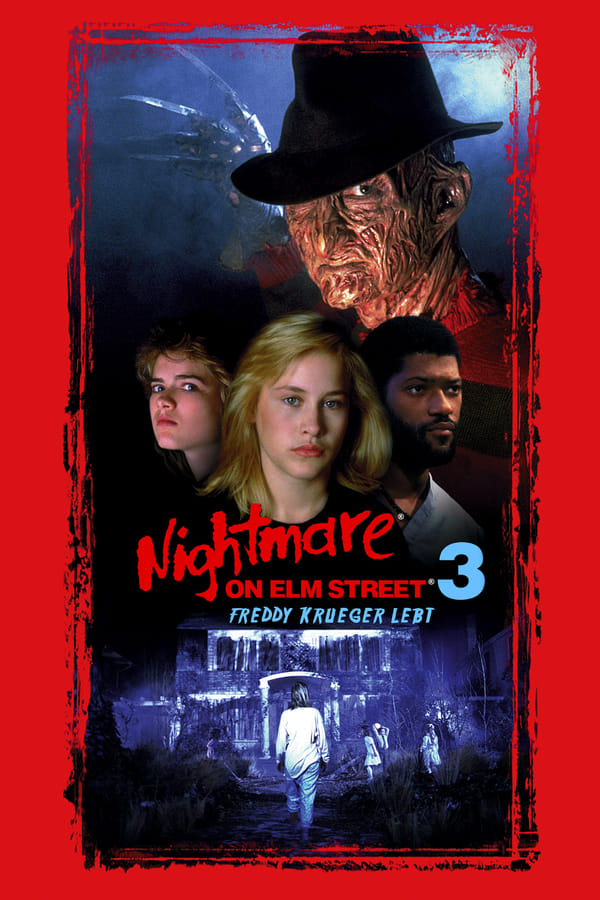 A Nightmare on Elm Street 3 Dream Warriors (1987) REMUX 1080p Latino
