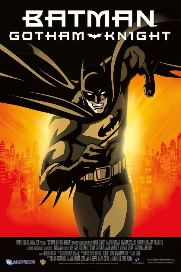 |FR| Batman Gotham Knight