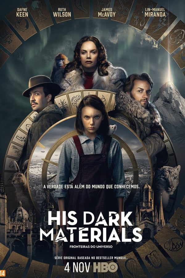 His Dark Materials (Fronteiras do Universo)