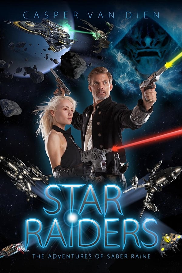 Star Raiders: The Adventures of Saber Raine (Hindi Dubbed)