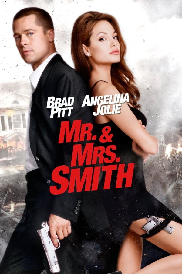 Sr. y Sra. Smith (2005) Full HD 1080p Latino – CMHDD