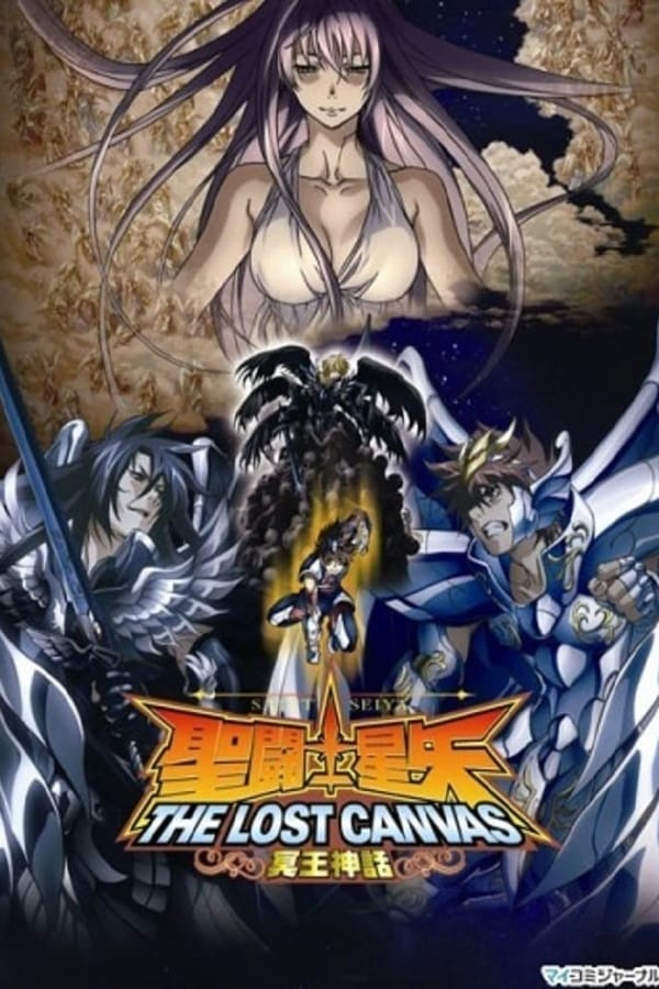 Assistir Saint Seiya The Lost Canvas Online
