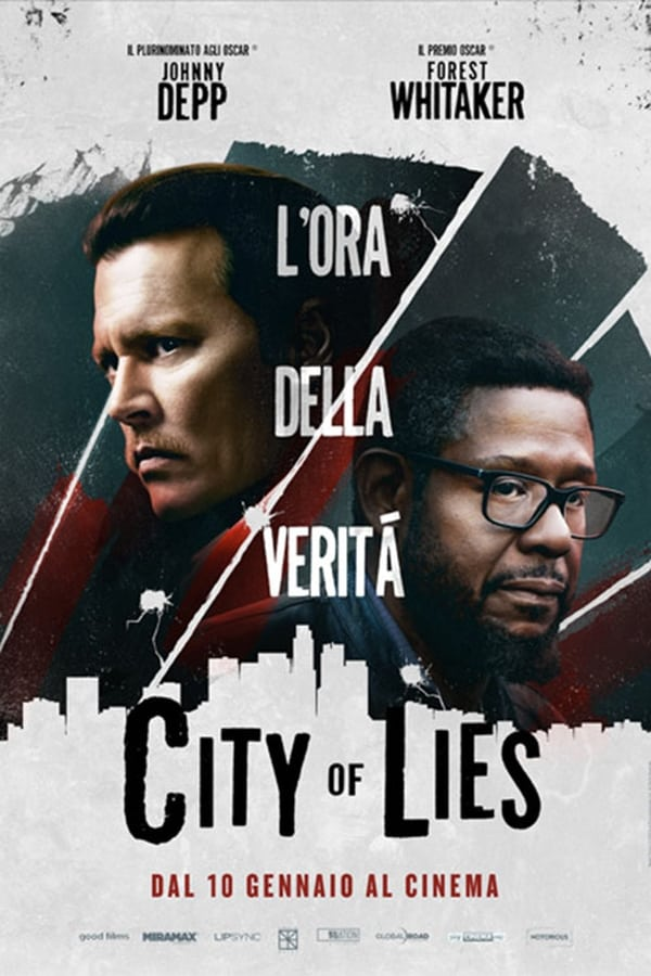 Guarda City of Lies – L'ora della verità streaming HD 2019 HD Streaming