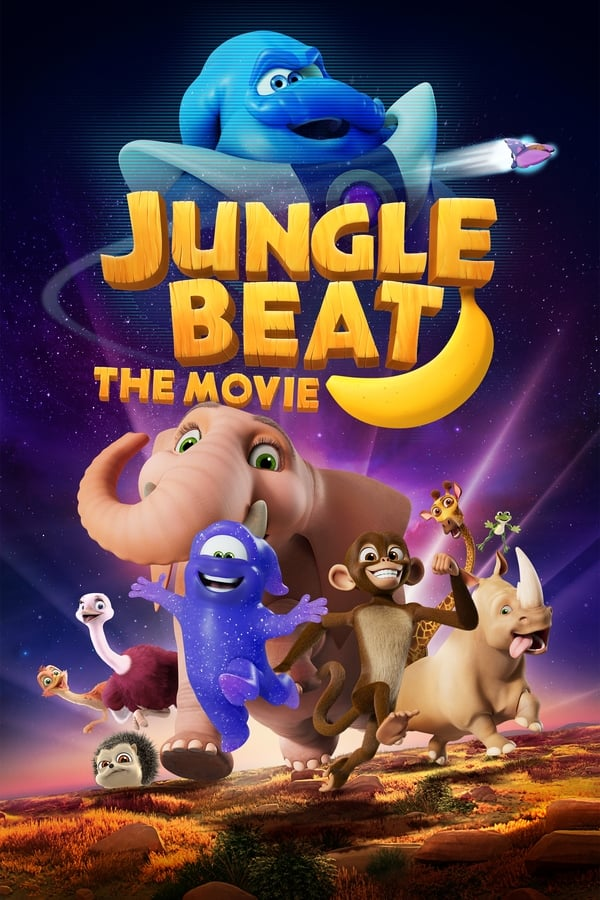 Jungle Beat The Movie (2020) Animation | x264 WEB-Rip | 1080p | 720p | Download | Watch Online | GDrive | Direct Link