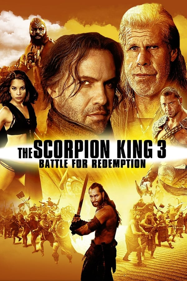 The Scorpion King 3: Battle for Redemption - 2012