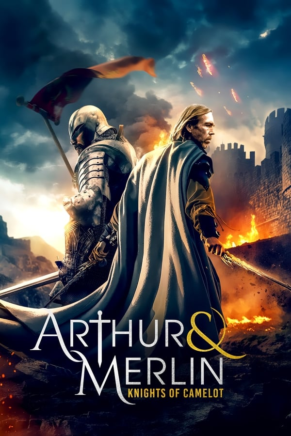 Arthur Merlin Knights Of Camelot (2020) English 720p WEB-Rip x264 700MB