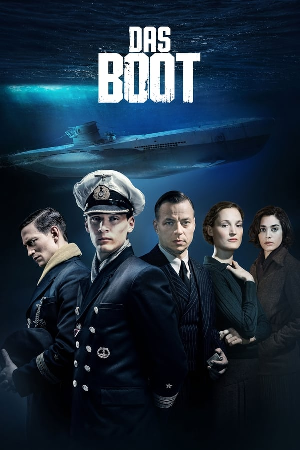 Guarda Das Boot Serie TV Streaming