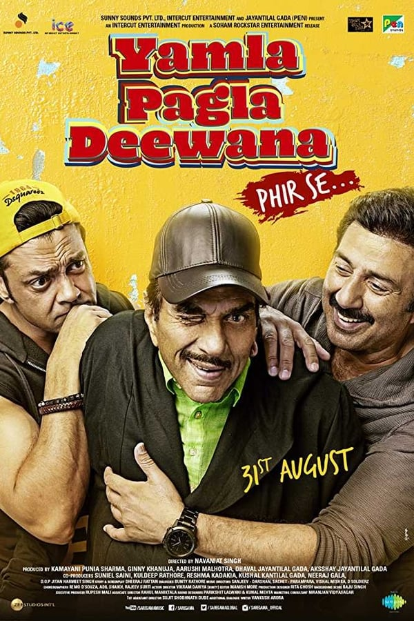 Yamla Pagla Deewana: Phir Se