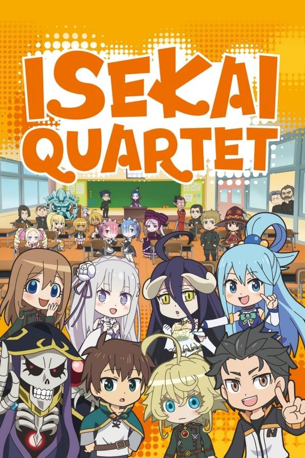 Assistir Isekai Quartet Online