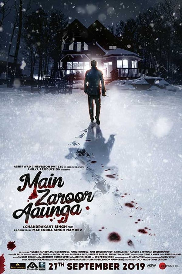 Main Zaroor Aaunga (2019) Hindi | x264 Web-rip | 720p | 480p | Download | Watch Online | GDrive | Direct Links