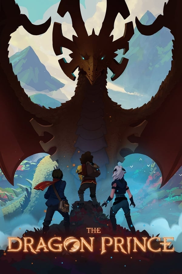The Dragon Prince ( O Príncipe Dragão )