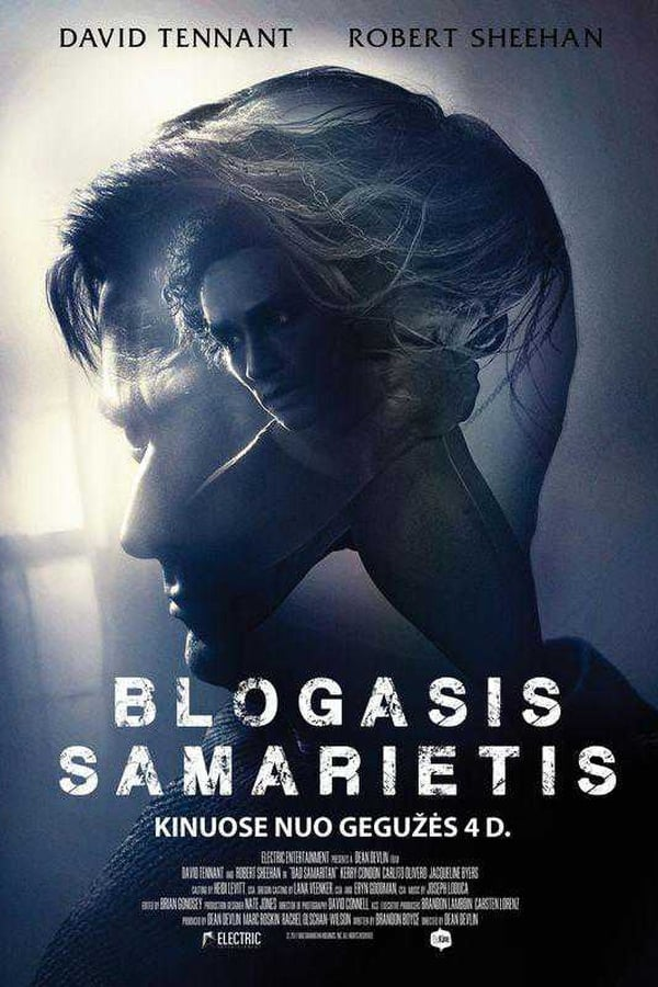 Blogasis Samarietis / Bad Samaritan (2018) online
