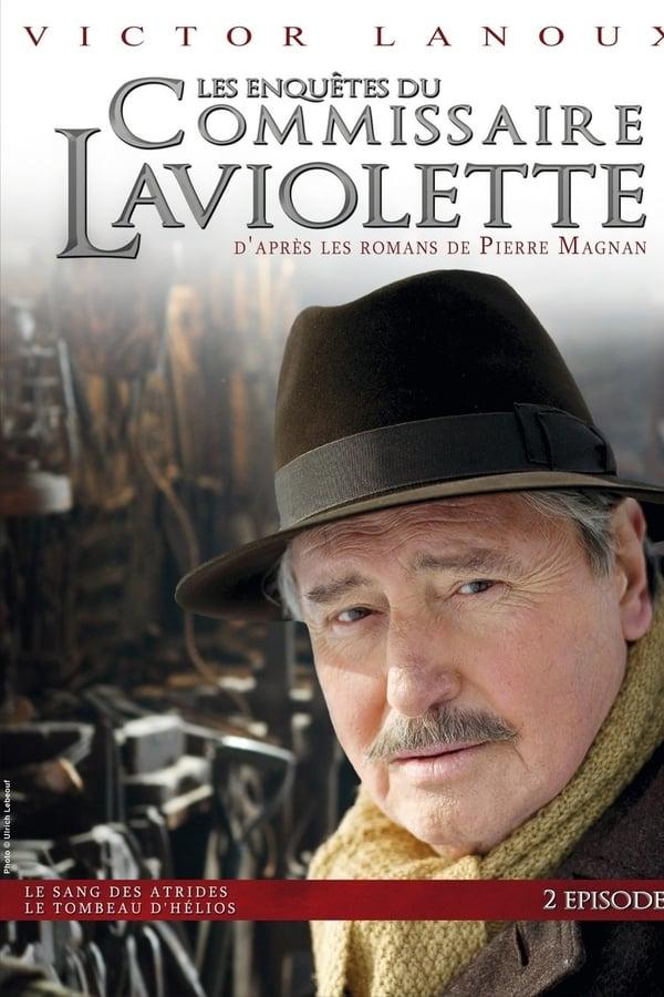 Lanoux Les Enquêtes du commissaire Laviolette
