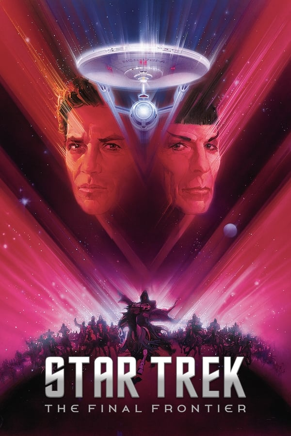 Star Trek V: The Final Frontier – Star Trek V: Ultima Frontieră (1989)