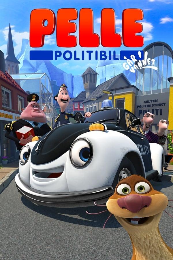 პლოდი: სუპერ გმირი / Pelle Politibil går i vannet