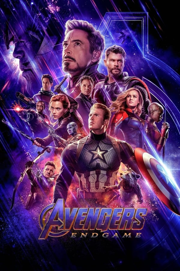 Avengers Endgame Full Movie