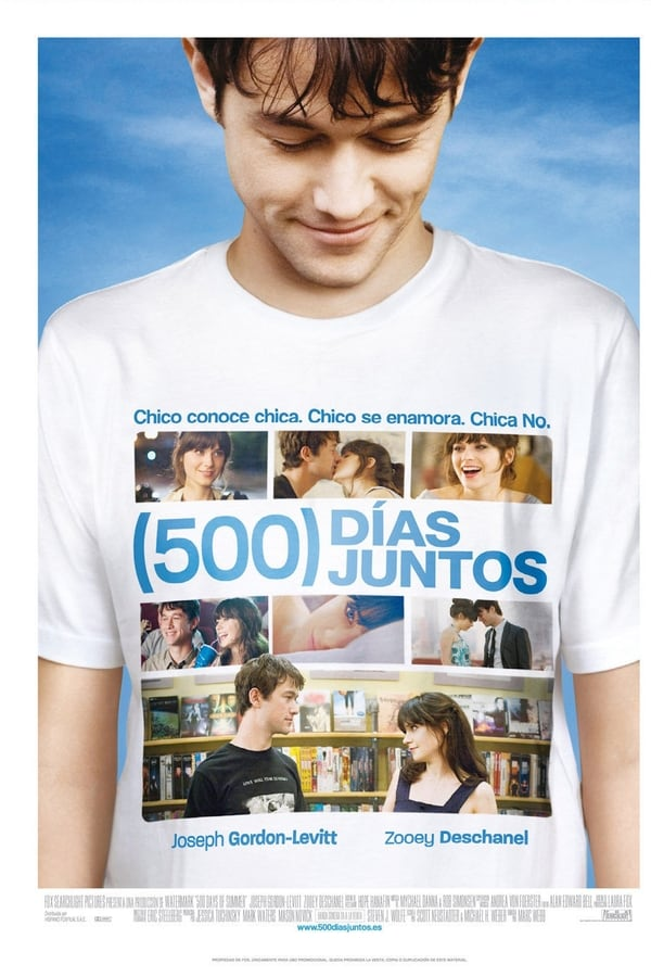 500 Days of Summer (500 días con ella)  500 días juntos ()