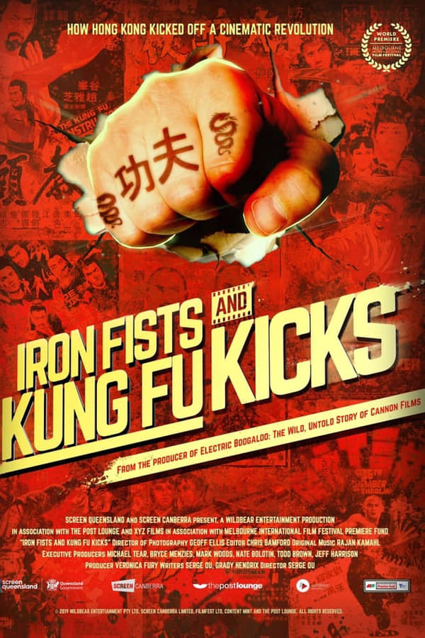 Iron Fists and Kung Fu Kicks (2019) English Full Movie 1080p WEB-DL | 720p | 4.8GB | 800MB | Netflix Exclusive | Download | Watch Online | Direct Links | GDrive