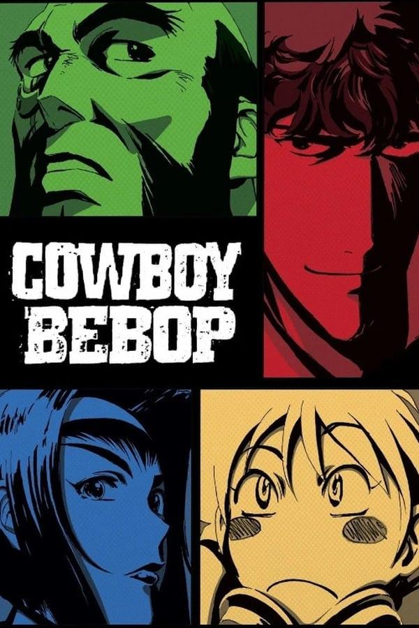 Assistir Cowboy Bebop Online