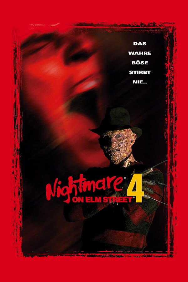 A Nightmare on Elm Street 4 The Dream Master (1988) REMUX 1080p Latino