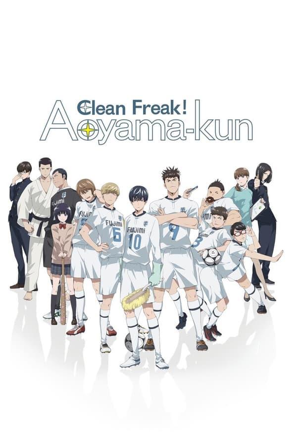 Assistir Keppeki Danshi! Aoyama-kun Online