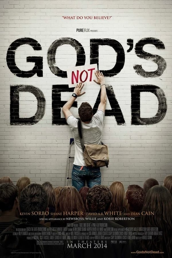 ღმერთი არ არის მკვდარი God's Not Dead